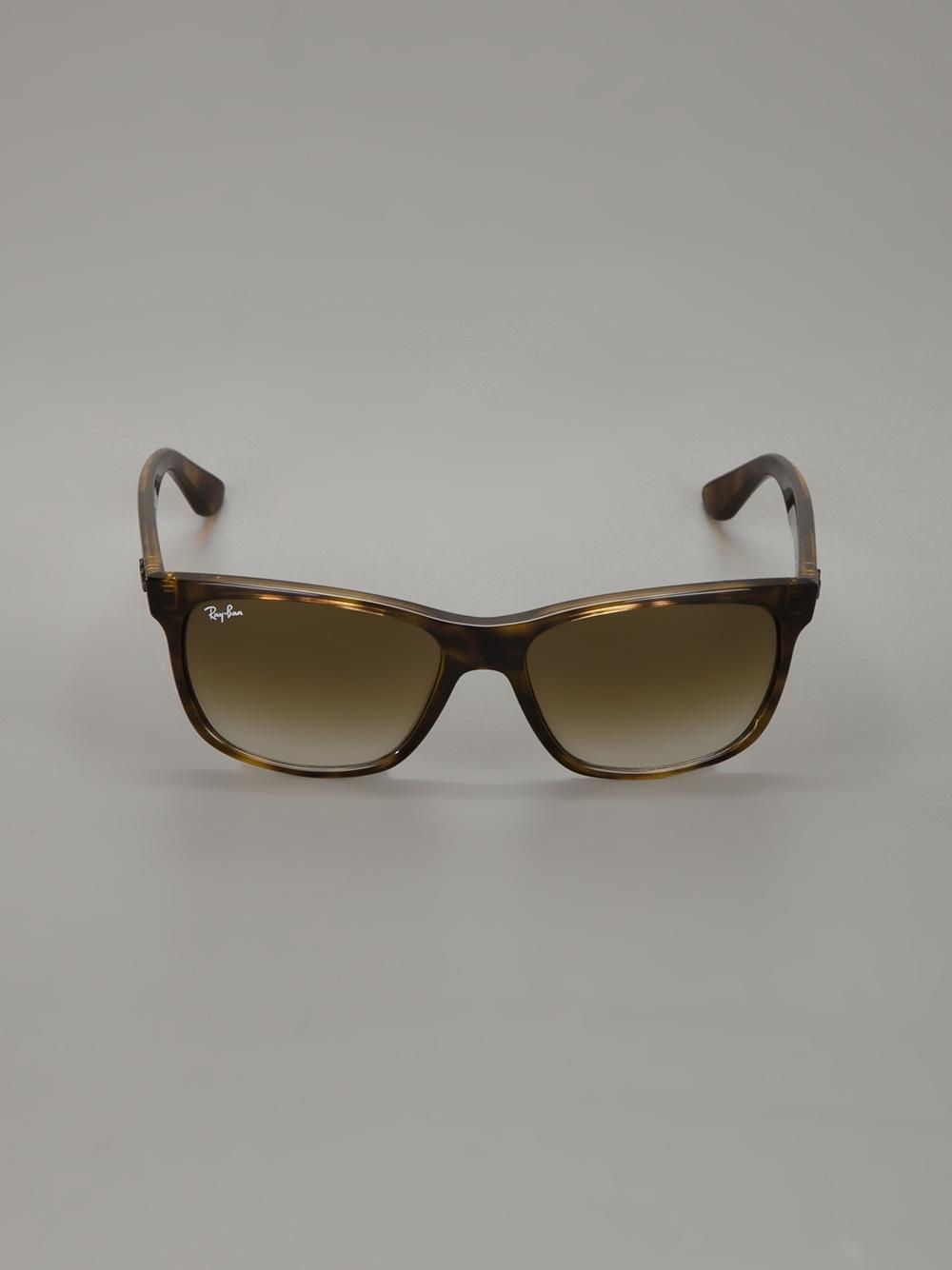 ff69e792977 Gallery. Previously sold at  Farfetch · Men s Green Sunglasses ...