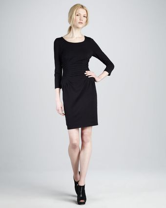 Catherine Malandrino Jersey Dress - Lyst