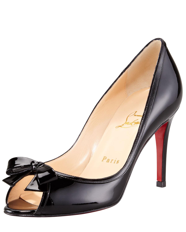 Parisian Shoes Black