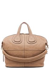 Givenchy Nightingale Medium in Beige - Lyst
