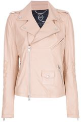 McQ by Alexander McQueen Zipped Jacket - Lyst