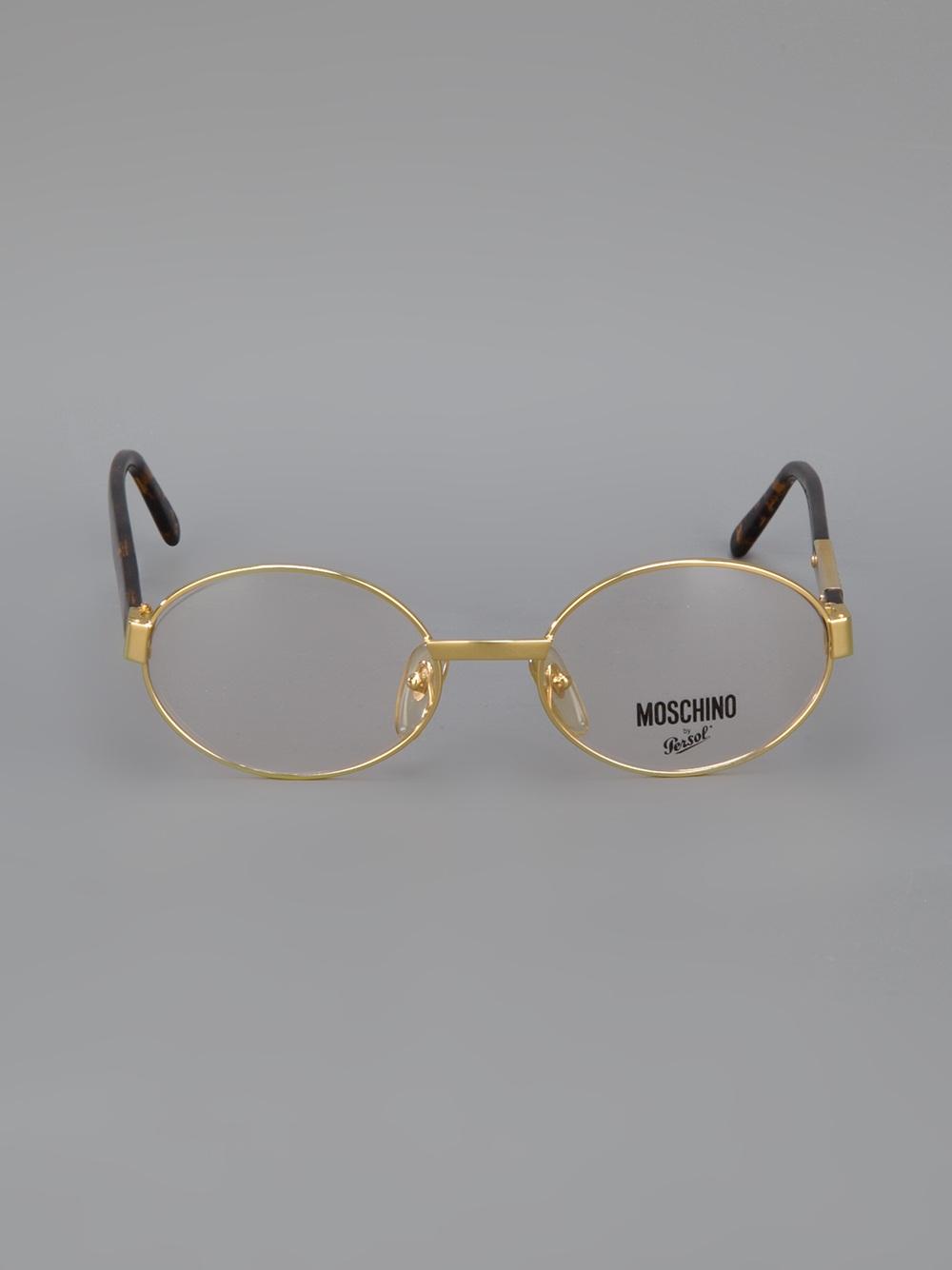 Modern Glasses With Gold Frames Gift - Framed Art Ideas ...