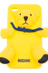 Moschino Gennarino Iphone Case