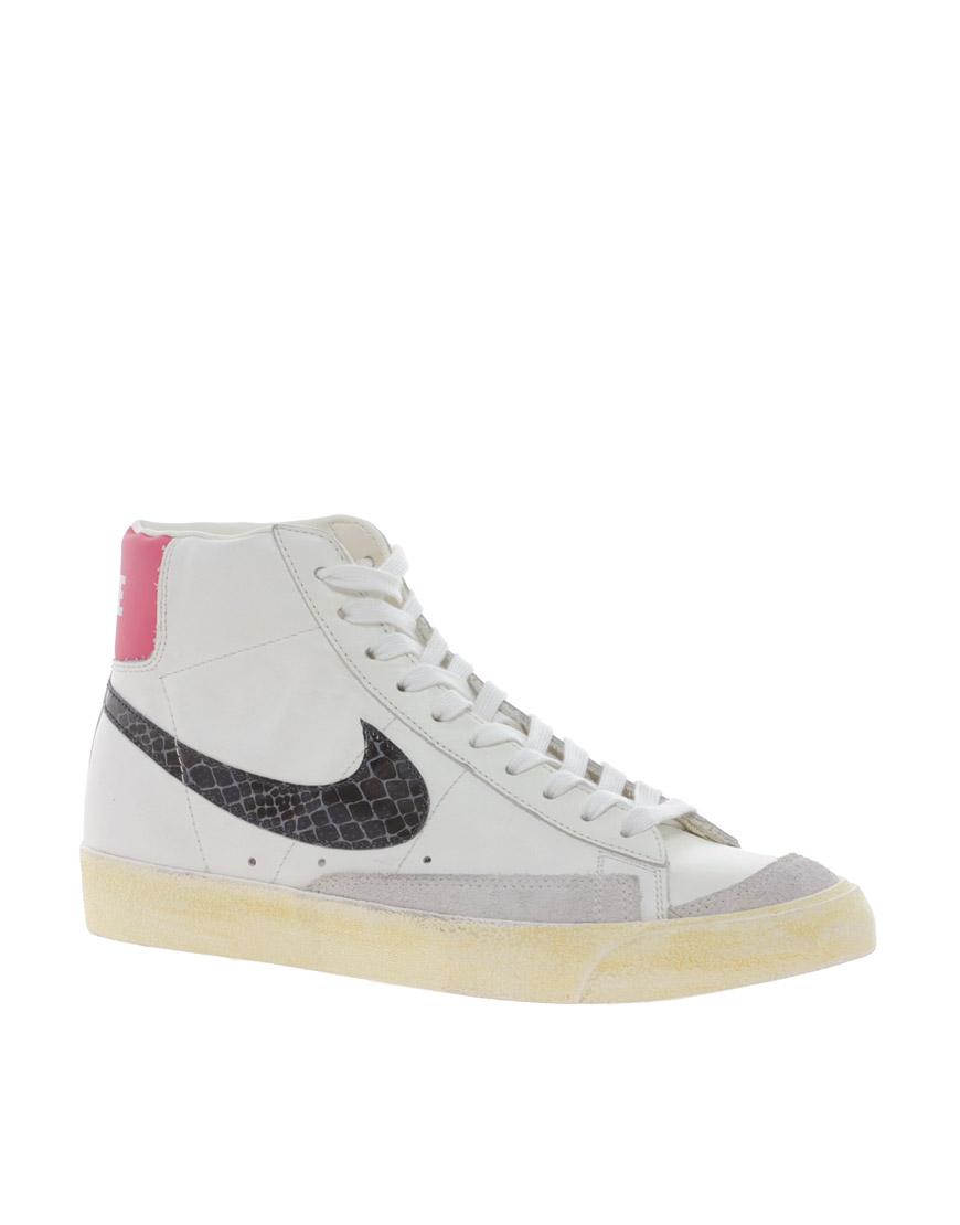 Nike Blazer High Top Trainers