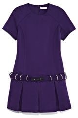 Opening Ceremony Belted Mini Dress