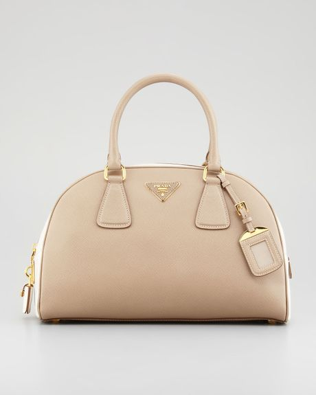 2c4fb80744c4 Prada Saffiano Lux Bowler Bag | Stanford Center for Opportunity ...