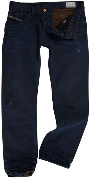 Diesel Larkee 811k Regular Straight Jeans - Lyst