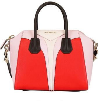 Givenchy Small Antigona Architect Leather Bag - Lyst