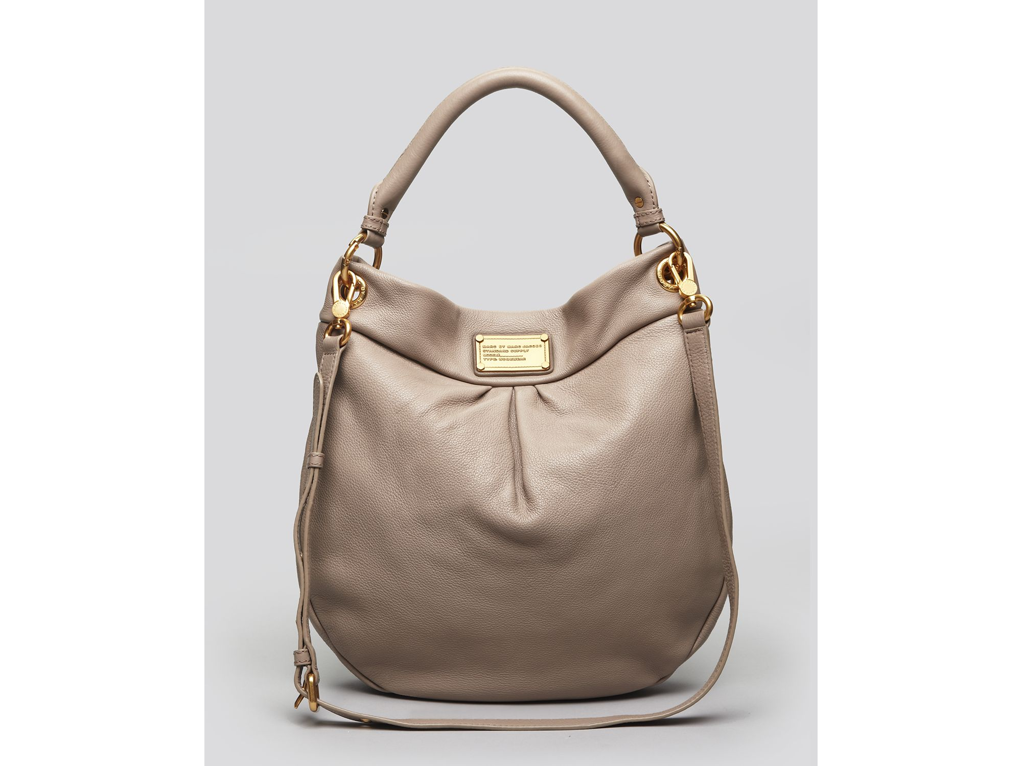 3ec7fd685820 Lyst - Marc By Marc Jacobs Hobo Classic Q Hillier in Natural