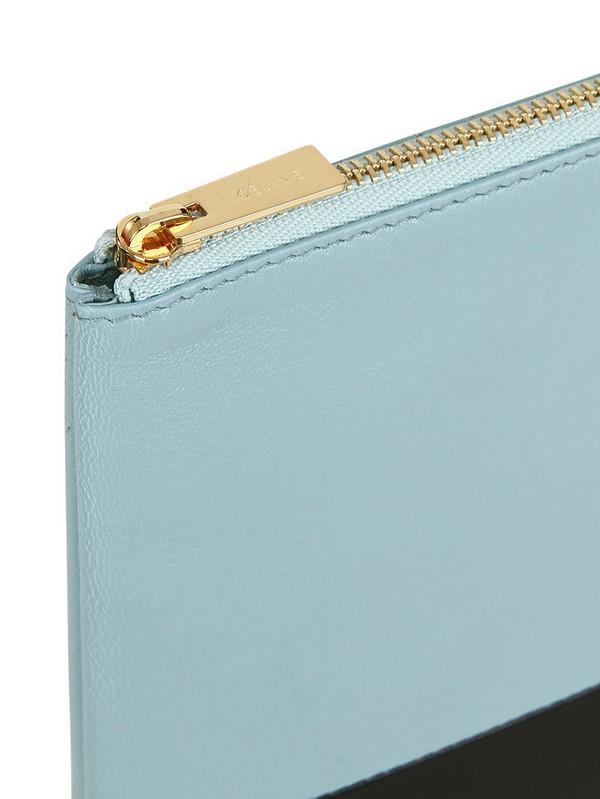 celini luggage - celine leather pouch