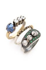 Iosselliani Fused Stone Ring Set - Lyst