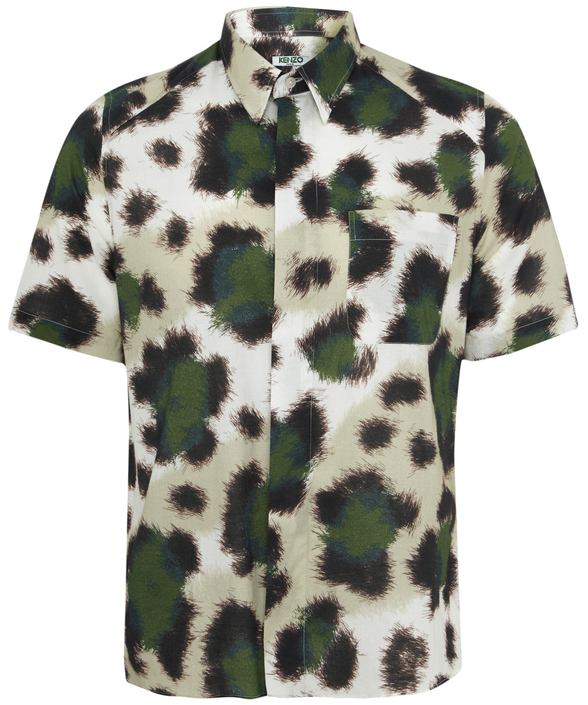Australia Button Up Dog Shirt
