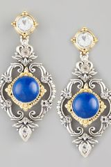 Konstantino Lapis Chandelier Drop Earrings - Lyst