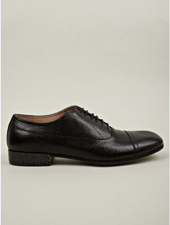 Maison Martin Margiela Mens Limited Edition Nail Heel Oxford Shoe - Lyst