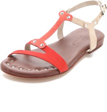 Matt Bernson Chilmark Flat Sandals - Lyst