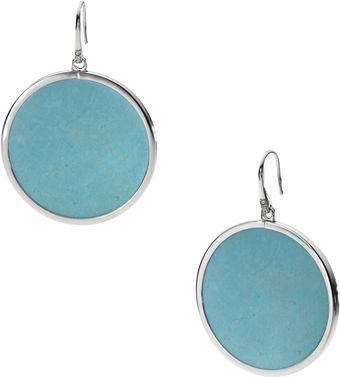 Michael Kors Slice Drop Earrings - Lyst