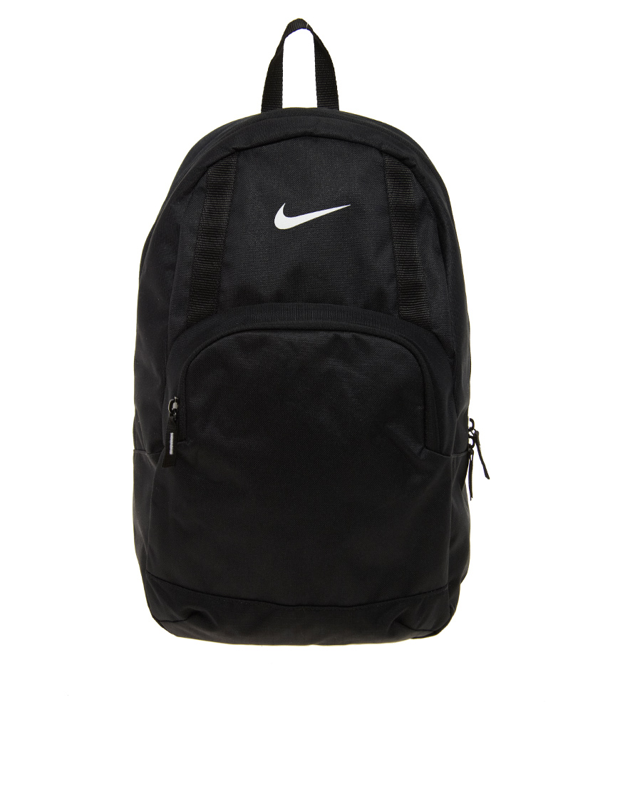Lyst - Nike Classic Sand Backpack in Black 43a0835923897