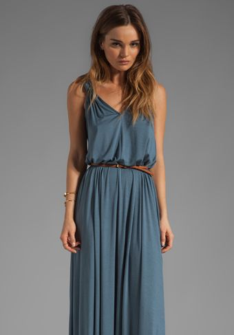 Rachel Pally Arthur Tank Maxi Dress in Blue - Lyst