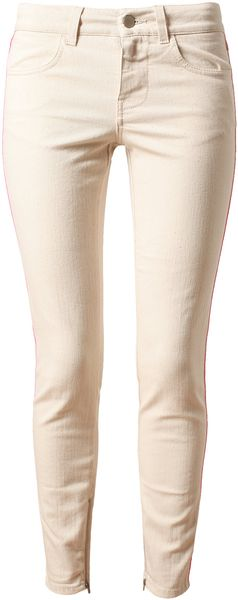 Stella McCartney Biodegradable Denim Jeans - Lyst