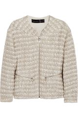 Theyskens' Theory Jutie Tweed Jacket - Lyst