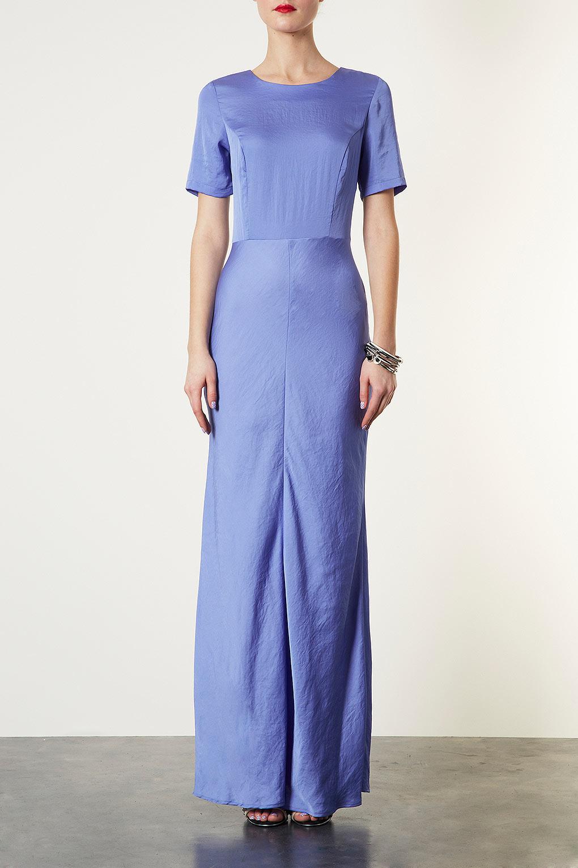 Cornflower Maxi Dress