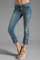 Current/Elliott The Beatnik Jeans - Lyst