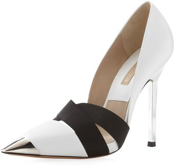 Michael Kors Ana Captoe Pump - Lyst