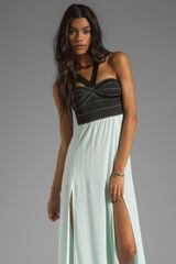 This Is A Love Song Boulevard Dress - Lyst