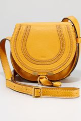 Chloé Marcie Mini Crossbody Bag - Lyst