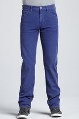 Citizens Of Humanity Sid Straight Periwinkle Jeans - Lyst