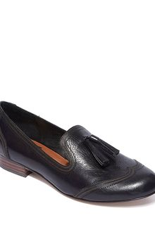 Dolce Vita Bronx Leather Dress Flats - Lyst