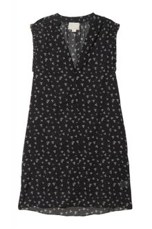 Girl. By Band Of Outsiders Sleeveless Shirt Dress - Lyst