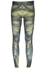 McQ by Alexander McQueen Wing Leggings - Lyst