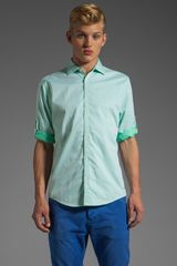 Scotch & Soda Oxford Shirt - Lyst