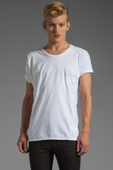Scotch & Soda Tee - Lyst