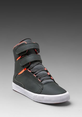 Supra Society Higj-Top Sneakers - Lyst