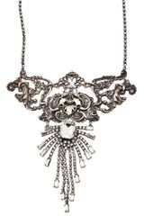Tom Binns Vintage Filigree Necklace - Lyst