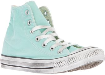 Converse All Star Hi Top Trainer - Lyst