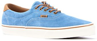 Vans The Era 59 CA Sneaker in Cendre Blue Pig Suede - Lyst