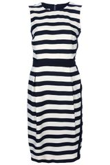 By Malene Birger Lullian Striped Dress - Lyst