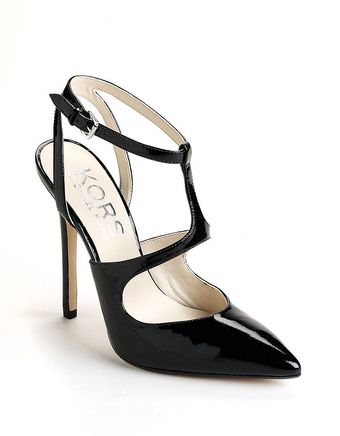 Kors By Michael Kors Adrielle Patent Leather Pumps - Lyst