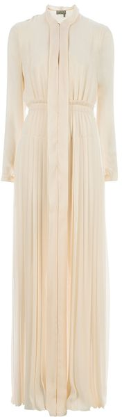 Lanvin Shirt Dress - Lyst