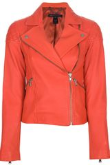 Marc By Marc Jacobs Biker Jacket - Lyst