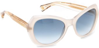 Marc Jacobs Sunglasses Oversized Geometric Sunglasses - Lyst