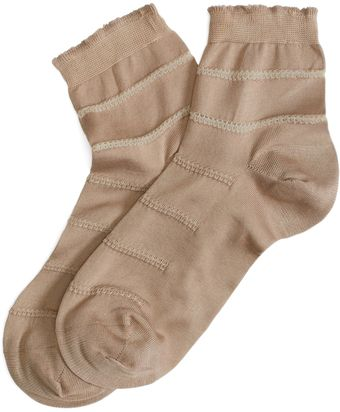 Brooks Brothers Stretch Trouser Sock - Lyst