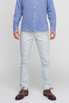 Cheap Monday Slim Chino in Light Grey - Lyst