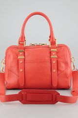 Rachel Zoe Leather Satchel Bag - Lyst