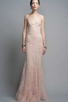 Zac Posen Evening Gown - Lyst