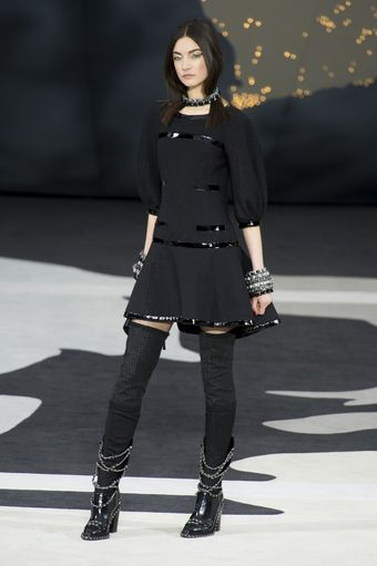 Chanel Fall 2013 Runway Look 67 - Lyst