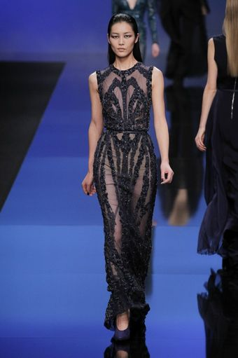 Elie Saab Fall 2013 Runway Look 16 - Lyst